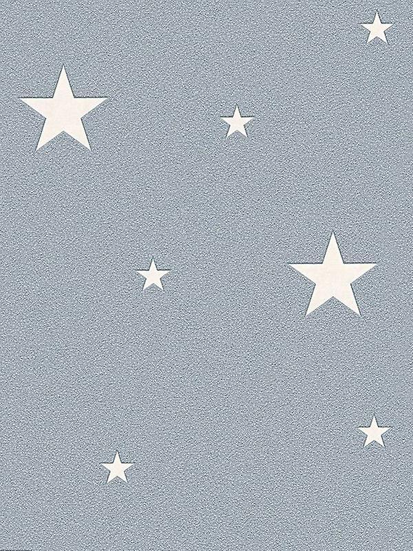 Glow in the Dark Stars Wallpaper AS Creation