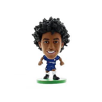 Chelsea FC Soccerstarz Willian Borges da Silva Home Kit