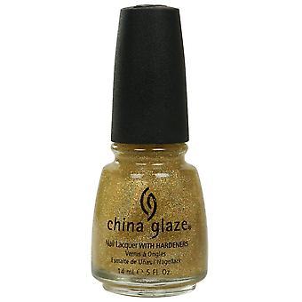 Kina glasyr nail polish-Golden Enchantment 14 ml (70510)