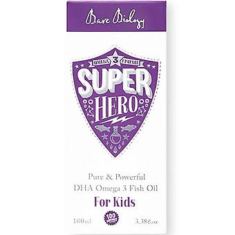 Bare Biology Action Heroes Pure Omega-3 for Kids 100ml