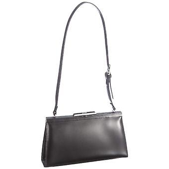 Picard Berlin Black Women's Shoulder Bag (Schwarz) 6x14x25 Centimeters (B x H x T)