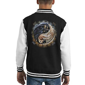 Alchemy Versus Doctrinus Kid's Varsity Jacket