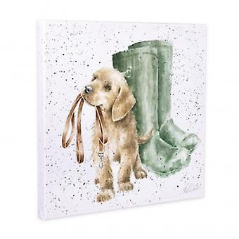 Wrendale Designs Hopeful Canvas | Gifts From Handpicked