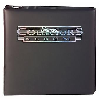 Ultra Pro Collectors Album for 9 Pocket Pages Black