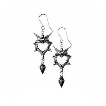 Alchemy Love Bats Earrings