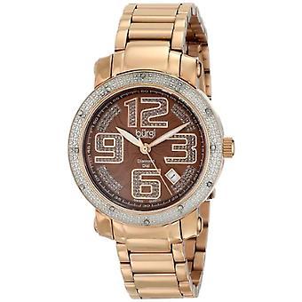Burgi Clock Woman Ref. BUR091RG