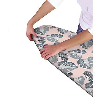 Country Club Ironing Board Cover, Grey Palm Print