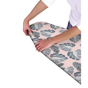 Country Club Bügelbrett Abdeckung, grau Palm Print