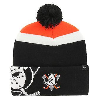 47 Brand Beanie Wintermütze - MOKEMA Anaheim Ducks