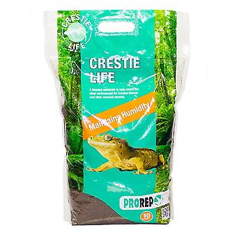 ProRep Crestie Life Substrato 10Ltr