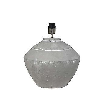 Licht & Wohnzimmer Lampe Basis Ø34, 5 X 39 Cm Tondano Keramik Zement