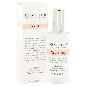 Demeter new baby cologne spray by demeter 518324 120 ml