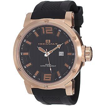 Oceanaut Men's Spider Black Dial Watch - OC2111