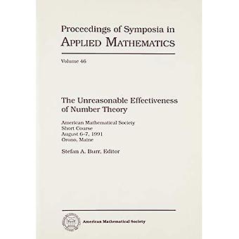 The Unreasonable effectiveness of number theory
