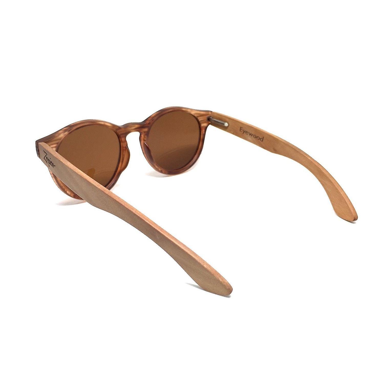 Eyewood Sunglasses - Round - Dominique