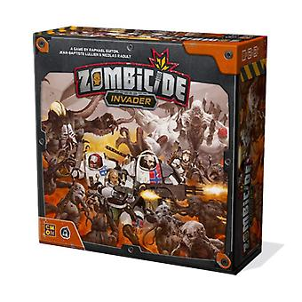 Zombicide Invader Board Game