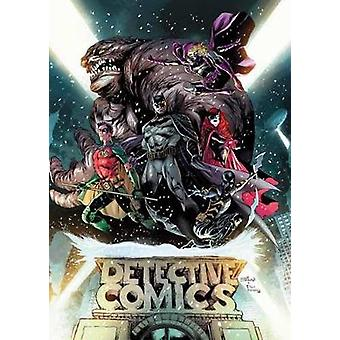 Batman Detective Comics The Rebirth Deluxe Edition Book 1 R by James IV Tynion