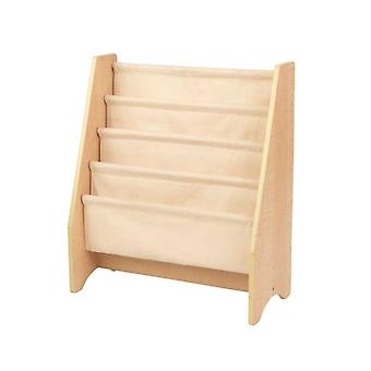 KidKraft Magazine Holder in Natural Colored Fabric