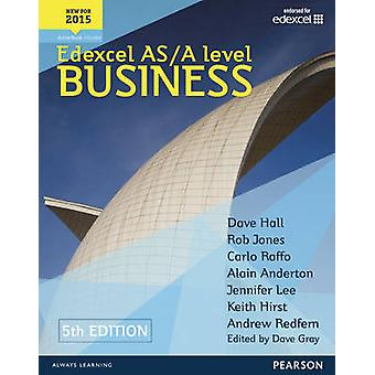 Edexcel ASA level Business 5th edition Student Book and Act by Dave Hall