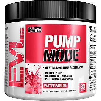 Evlution Nutrition Pump Mode Blue Raspberry 168 g