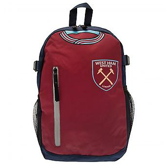 West Ham United FC ryggsäck