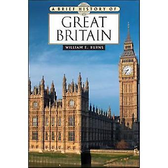 En kort historia om Storbritannien av William E Burns