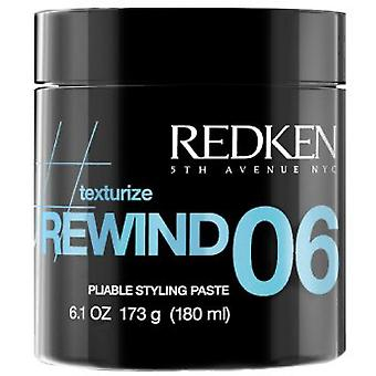 Redken Rewind 06 P te Fibrouse Hair-infinito Remodelable