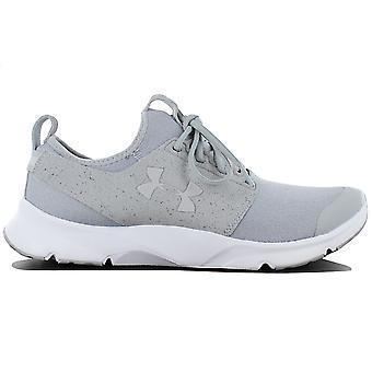 Under Armour Drift RN Mineral 1288060-001 Herren Schuhe Grau Sneaker Sportschuhe