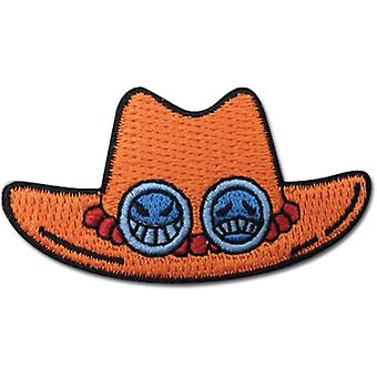 Patch - One Piece - New Ace Hat Toy Licensed ge44265