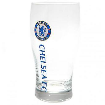 Chelsea FC Tulip Pint Glass