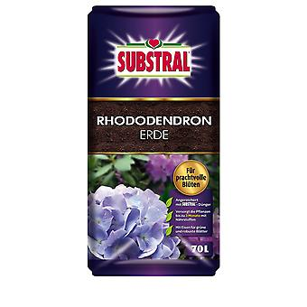 SUBSTRAL® Rhododendronerde, 70 litres
