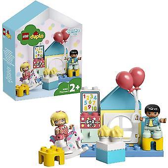 LEGO 10925 DUPLO Stadt Spielzimmer spielbare Puppen Haus Box