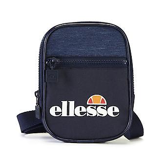 Ellesse Heritage Templeton Small Items Cross Body Shoulder Man Bag - Navy Blue