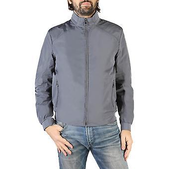 Geox Original Men Spring/Summer Jacket - Grey Color 56875