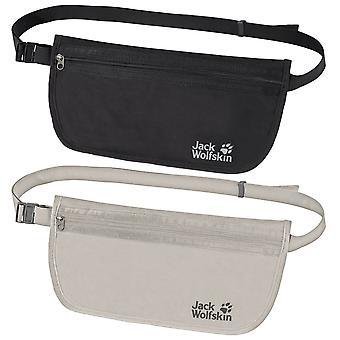Jack Wolfskin Unisex 2020 Document Belt Flat Format Elasticated Waist Bag