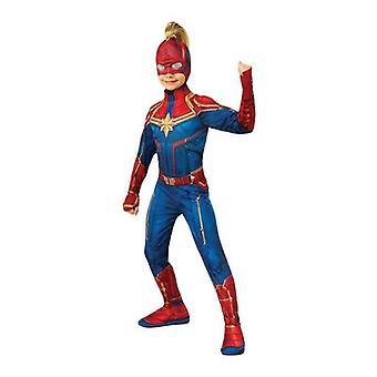 Rubie's Captain Marvel Headpiece With Mohawk