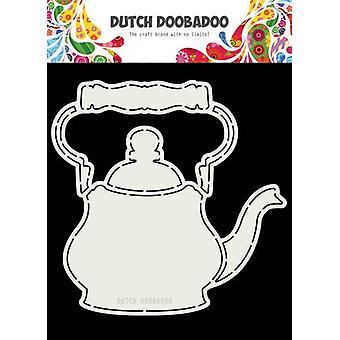 Dutch Doobadoo Card Art A4 Teapot 470.713.763