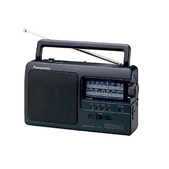 Transistor Radio Panasonic RF-3500E9-K Schwarz