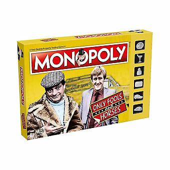 Monopoly Only Fools And Horses - Fun Family Board Game
