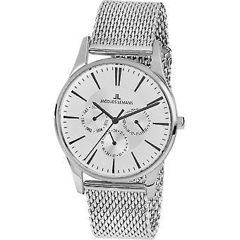 Jacques Lemans - Wristwatch - Men - London - Classic - 1-1951F