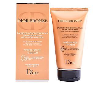 Diane Von Furstenberg Dior pronssi Ultra Fresh Monoi Balm jälkeen Sun 150 Ml naisten