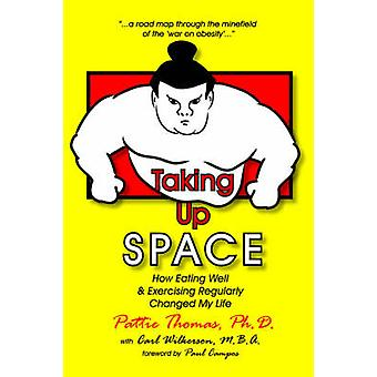 Taking Up Space by Thomas & Pattie