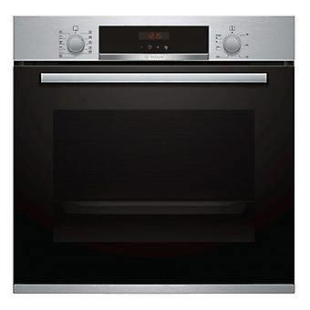 Multipurpose Oven BOSCH HBA574BR00 71 L LED 3600W Black Stainless steel