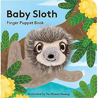 Baby Sloth - Finger Puppet Book by Yu-Hsuan Huang - 9781452180298 Book
