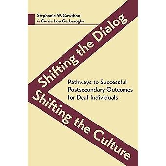 Shifting the Dialog - Shifting the Culture - Pathways to Successful Po