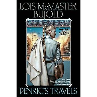 Penric's Travels by Lois McMaster Bujold - 9781982124571 Book