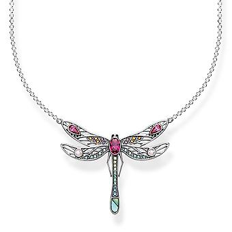 Thomas Sabo Paradise Dragonfly Necklace