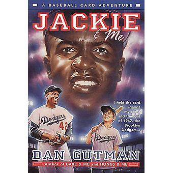 Jackie & Me by Dan Gutman - 9780613279123 Book