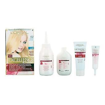 Permanent Dye Excellence L'Oréal Make Up Ultra blond doré clair