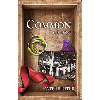 Common Cause by Kate Hunter - 9781912280193 Book